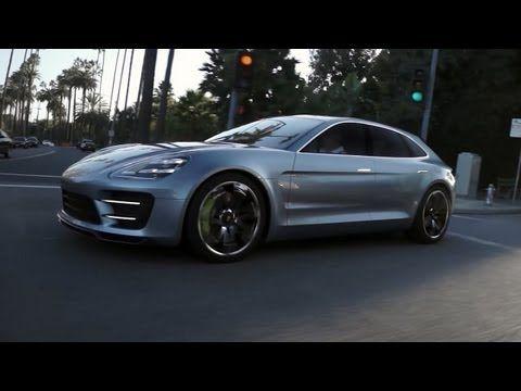 Nouvelle Porsche Panamera Sport Turismo break 2015
