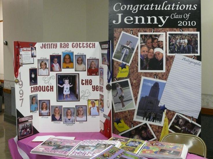 High School Graduation Decoration Ideas Shindigz Memory