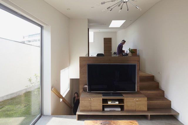 Sloped Japanese Homes : Japanese Home