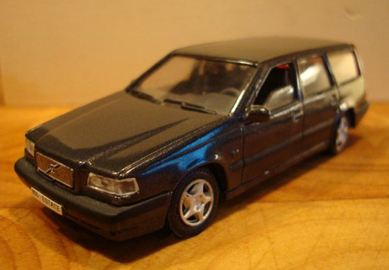 Volvo 850 Estate 1995 Doorkey Holland 0899