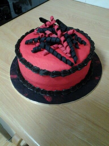 Bomber cake