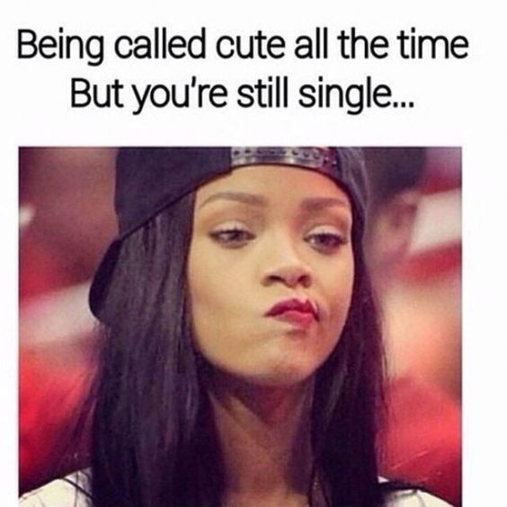 71 Hilarious Memes about the Single Life  #singlememes #relationships #lol #humor #beingsingle