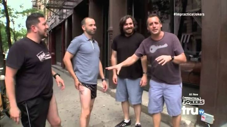 best of impractical jokers punishments TRIPLE season 3