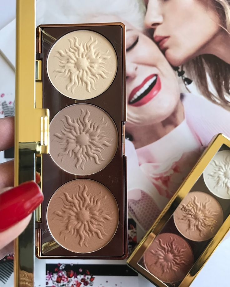 RED LIPSTICK DIARIES: Physicians Formula Bronze Booster Highlight   Contour Palettes