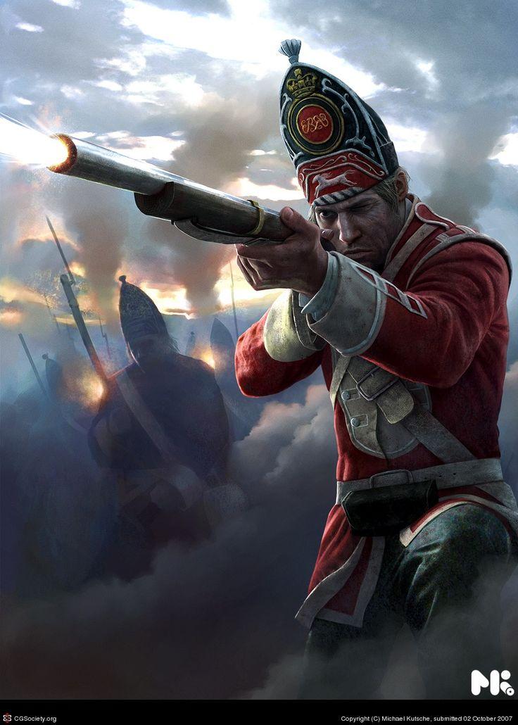 Empire Total War Grenadier, Michael Kutsche