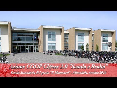 Azione Coop Cl@sse 2.0: scuola e realtà – Scuola Secondaria di Primo Grado F. Montanari – Mirandola – Sapere Coop