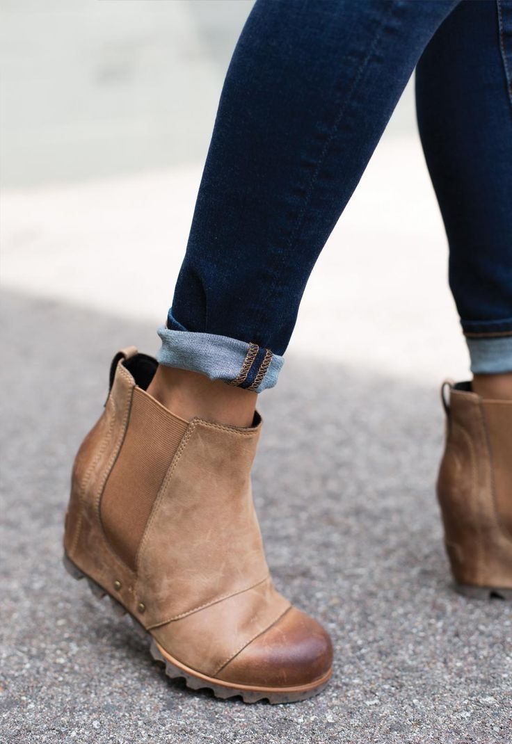 lea wedge by sorel  Are these hoof boots?