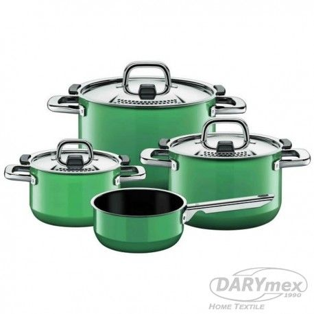 three pots and pan OCEAN GREEN, more on darymex.com and sklep.darymex.pl