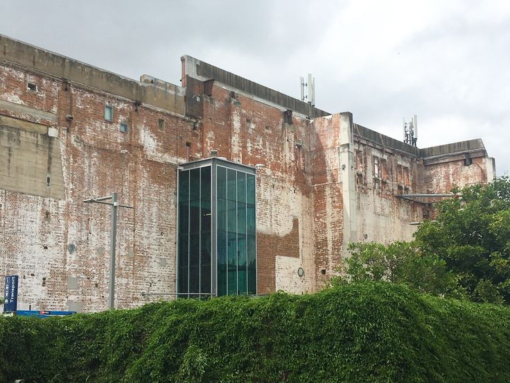 Brisbane Powerhouse theatre
