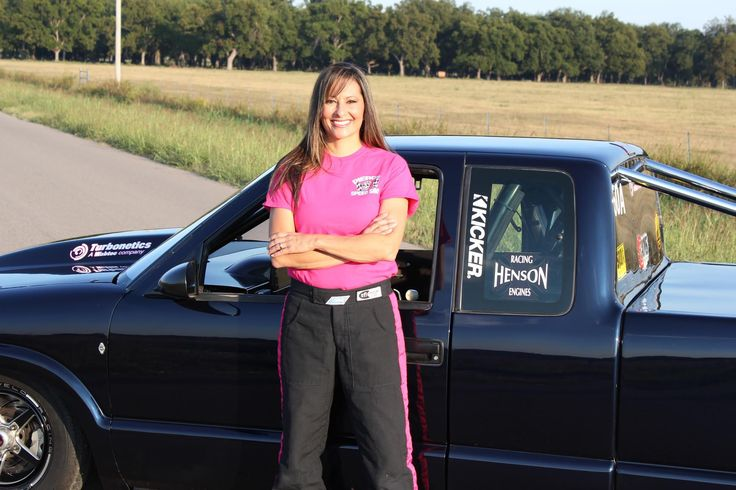Tina Pierce on her beginnings and the Street Outlaws