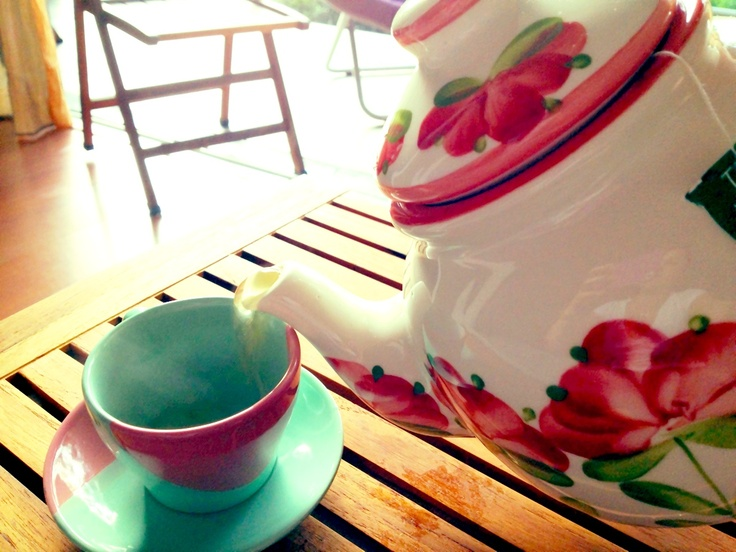 Carmen de Viboral teapot