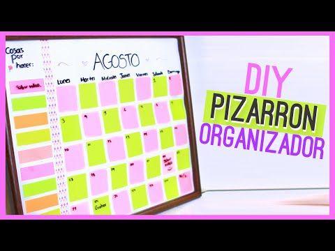 Haz tu propia libreta de tareas / agenda personalizada - Ingenio KD - YouTube