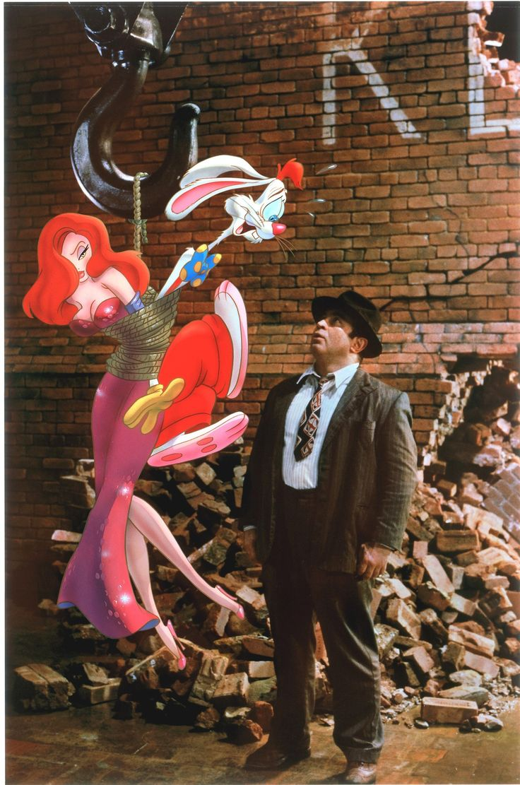 208 best I remember watching Who framed Roger Rabbit? images on ...