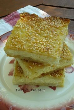 Greek Cheese Pie Τυρόπιτα με Τριμμένο Φύλλο Κρούστας