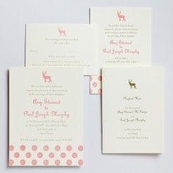 Piccolo Press - Wedding Invitations