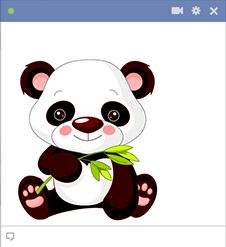 Panda na Facebook