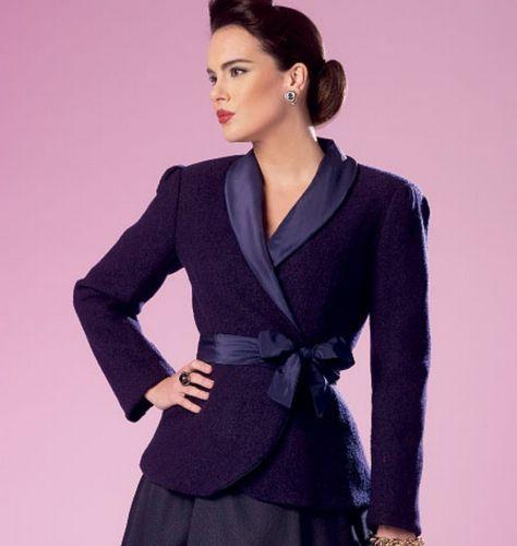 12 besten Top & jacket Bilder auf Pinterest | Schnittmuster ...