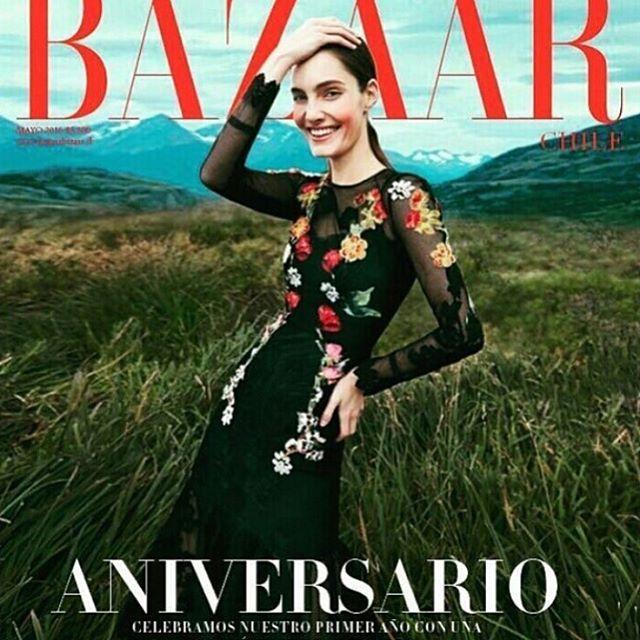 @stefanogabbana Harpers Bazaar Chile ❤️❤️❤️❤️❤️❤️#dgwoman #italiaislove❤️