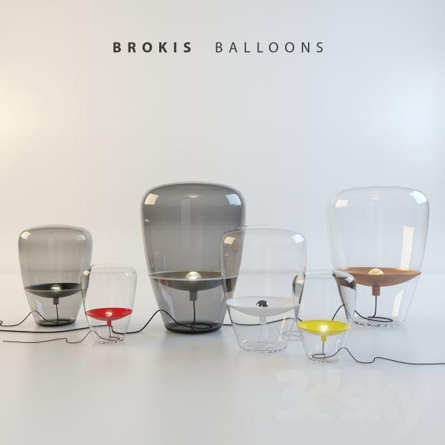 Balloons, kolekce tvarově elementárních a zároveň nadčasových svítidel připomínajících horkovzdušné balóny, fascinuje krásou foukaného skla ve velkém objemu i vznášejícím se reflektorem uvnitř.