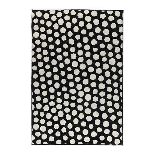ULLGUMP Teppe, kort lugg IKEA Slitesterkt, flekkbestandig og lettstelt, siden teppet er laget av syntetfiber.