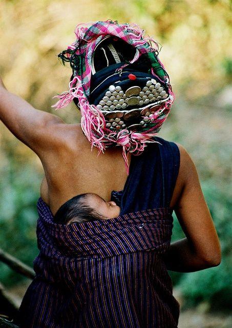 mére et son bébé  by ichauvel, via Flickr