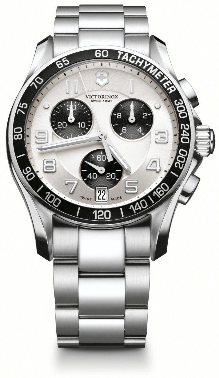 Victorinox Swiss Army Chrono Classic Mens Watch 241495 ...