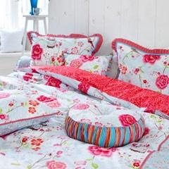 ¡Que gusto da una cama así!