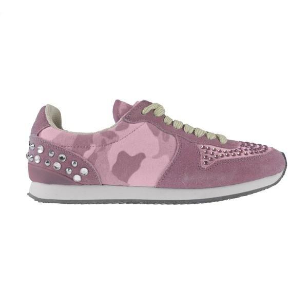 Run Camo Pink