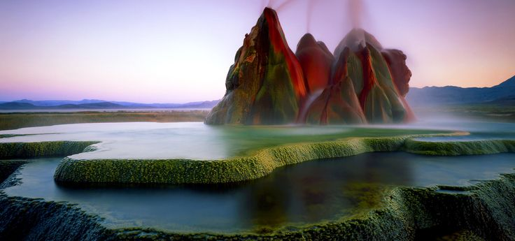 Black Rock Desert Nevada, United States
