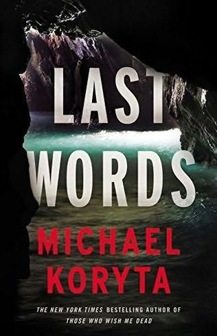 book cover of   Last Words