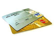 Kreditkarte – Wikipedia