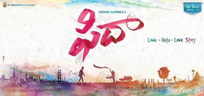 "Frist look of Sai Pallavi's Telugu debut Fidaa: Sai Pallavi Malayalam actress, who got fame from ""Premam"" 2015, is all set to make her debut in Tollywood with ""Fidaa"".  Pallavi on Friday took to twitter to release the first look poster of the film Fidaa. Earlier Pallavi was approached for the Telugu remake of ""Premam"", due to her MBBS examinations, she turned down the offer. After receiving graduation as doctor, she has finally decided to take up acting full time and joined hands with…"