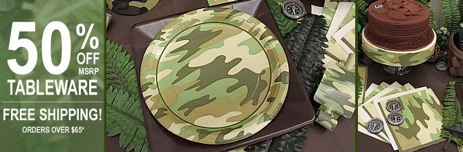 camo graduation cake pictures | ... is your one stop shop for camo party supplies let your little soldier