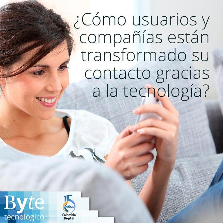 Estrategias de servicio: compañías se preparan con tecnología. Actualidad tecnológica en @ColombiaDigital Artículo en:https://goo.gl/rCnsfc