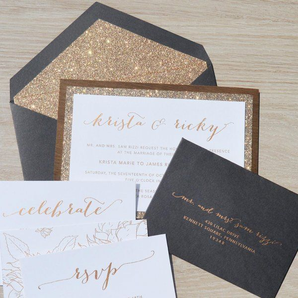 289 best Wedding invites images – How to Make Beautiful Wedding Invitations