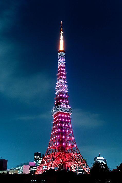 TokyoTower-Japan
