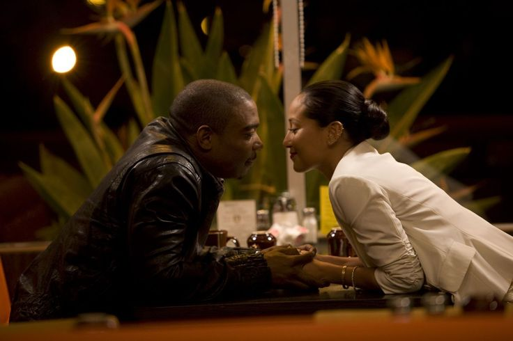 "Adrienne Bailon and Jeff ""Ja Rule"" Atkins as Vanessa Leon and Miles Montego"