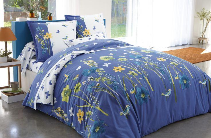 les 16 meilleures images du tableau chambre fleurie sur pinterest consolateur drap et linge. Black Bedroom Furniture Sets. Home Design Ideas