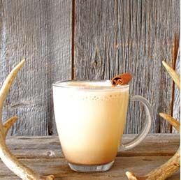 Cafe glacé à la crème d'érable