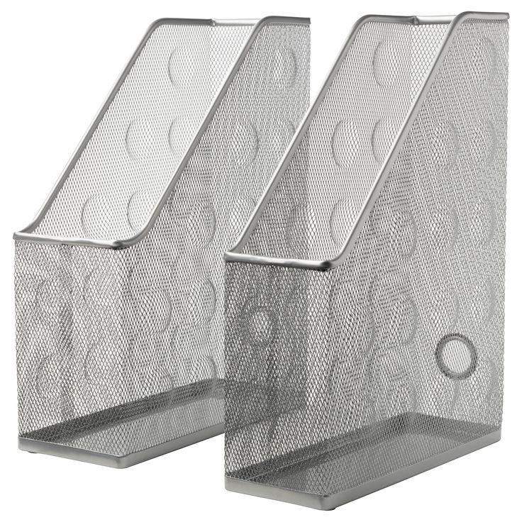 DOKUMENT Lehtikotelo, 2 kpl - hopea - IKEA 7,99e Näitä tarvitsisin yhteensä 6.
