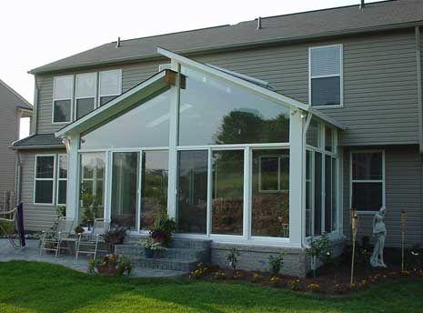 117 best sunroom ideas images on pinterest | sunroom ideas, porch ... - Patio Sunroom Ideas