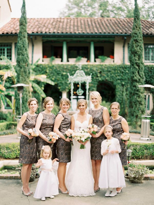 Sequin Shift Bridesmaids Dresses