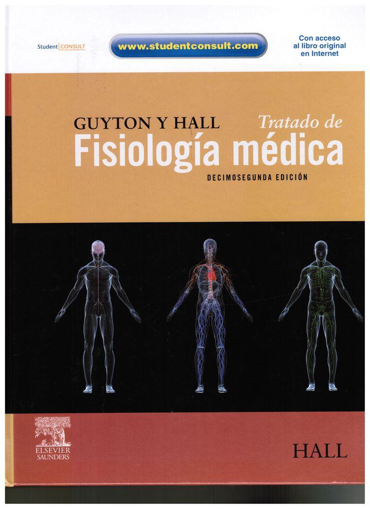 Hall JE. Guyton & Hall: tratado de fisiología médica. 12a. ed.  Amsterdam: Elsevier; 2011.(Ubicación 407 GUY)