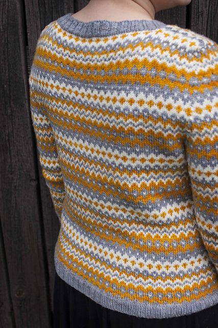 Ravelry: Grey Sparrow pattern by Clara Falk