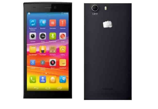 Micromax Canvas Nitro 4G Smartphone Launched At Rs. 10,999