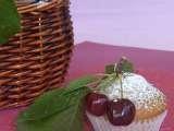 Ricetta I meravigliosi Muffins alla Ciliegia di Anice da Essenza di Vaniglia