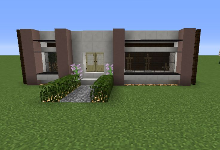 Clothing Store - GrabCraft - Your number one source for MineCraft buildings, blueprints, tips, ideas, floorplans!