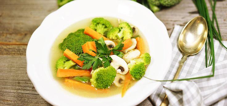 Heute ist es fast schon eine Kunst, eine klare Suppe ohne Suppenwürfel herzustellen. Viele Rezepte verlangen nach Gemüsesuppe, aber keines dieser Re...
