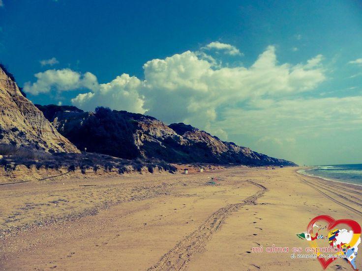 Playa de Rompeculos. Andalucía, España. #travel #daytrip #sun #summertime #beach #Spain