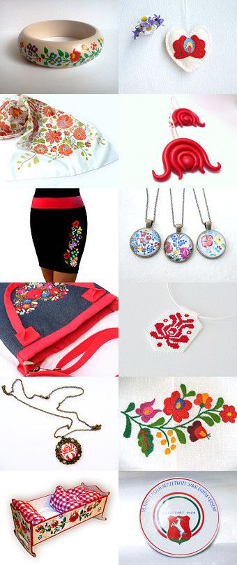 Buy Hungarian Things! by Eszter on Etsy--Pinned+with+TreasuryPin.com